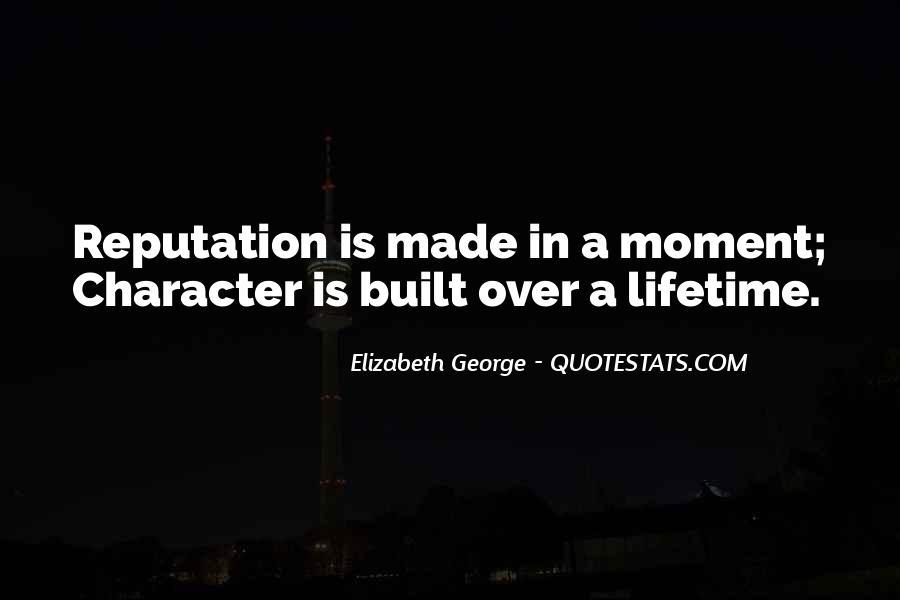 Character Reputation Sayings #235625
