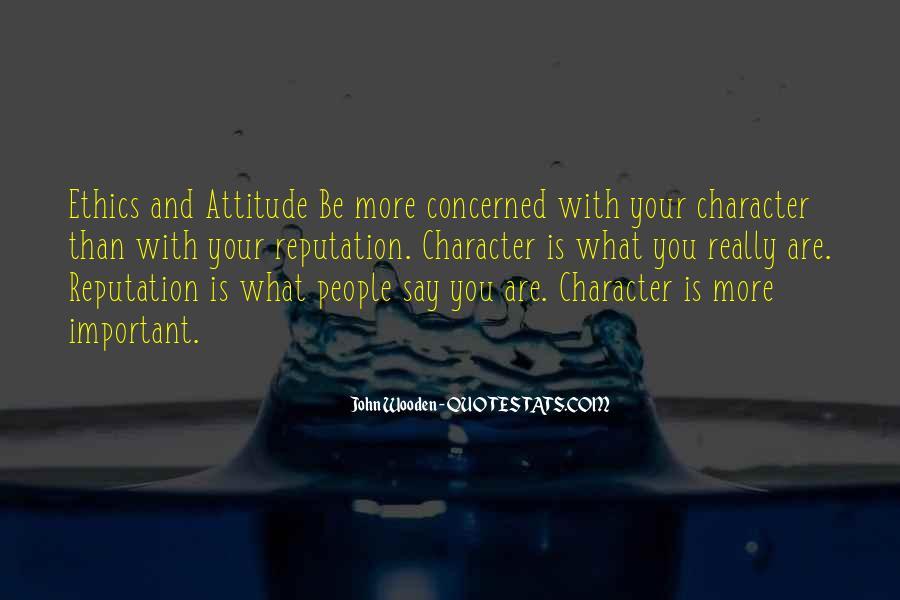Character Reputation Sayings #358448