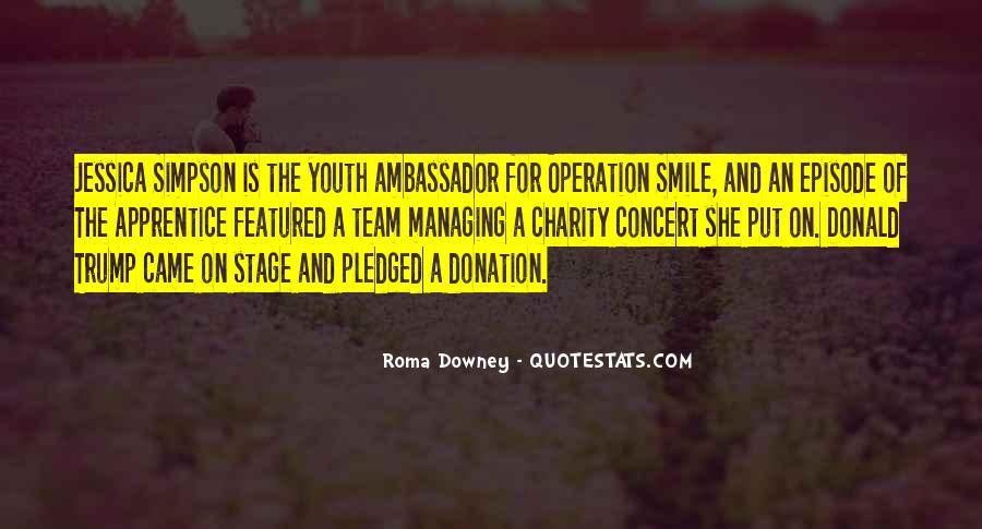 Charity Donation Sayings #926450