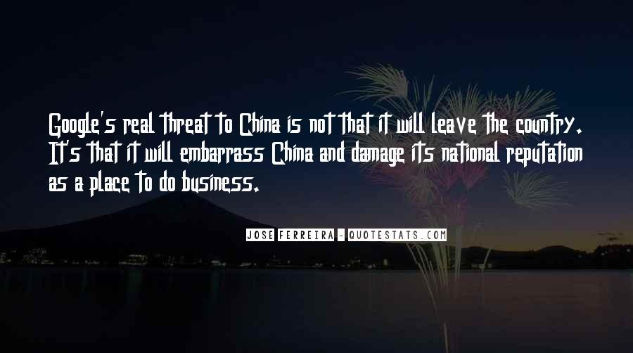 China Business Sayings #1060017
