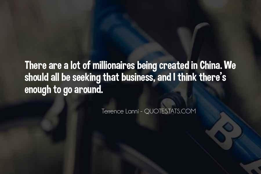China Business Sayings #1114623