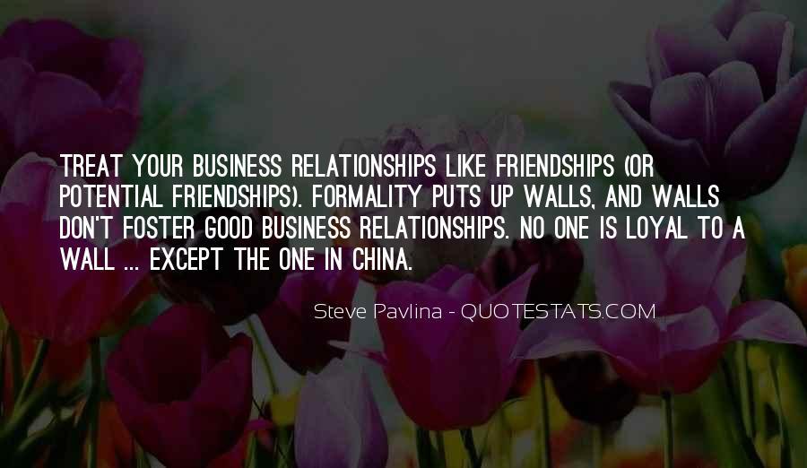 China Business Sayings #1177005