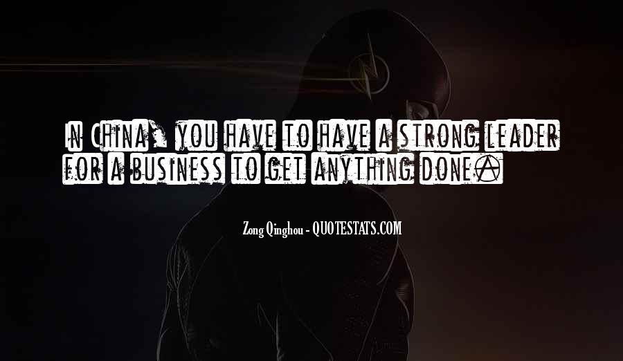 China Business Sayings #1233531
