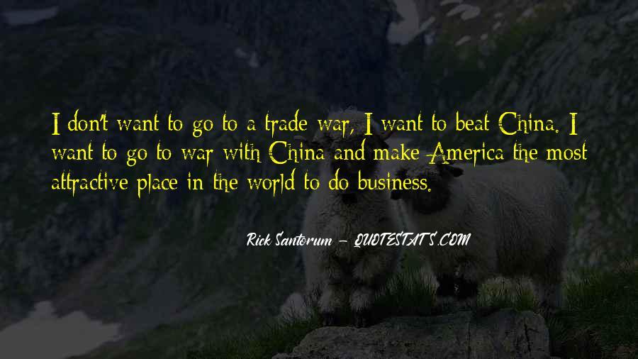 China Business Sayings #1361832