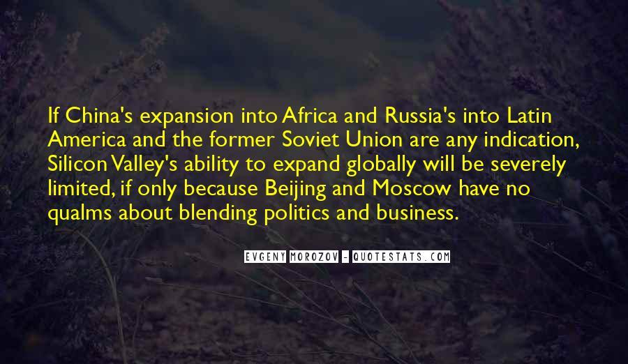China Business Sayings #1378190