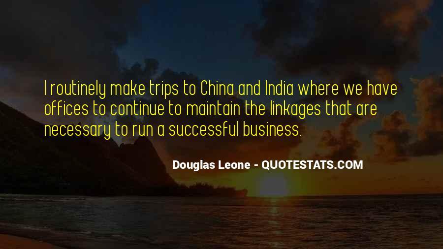 China Business Sayings #1621346