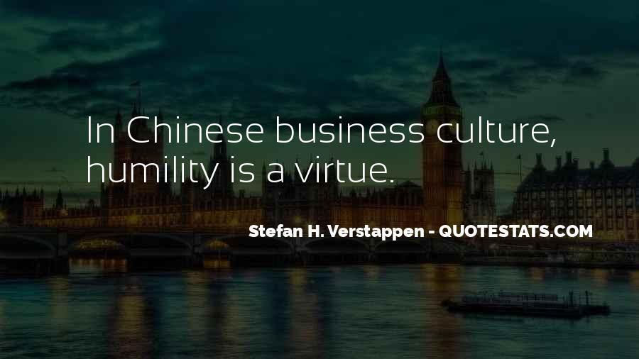 China Business Sayings #433551