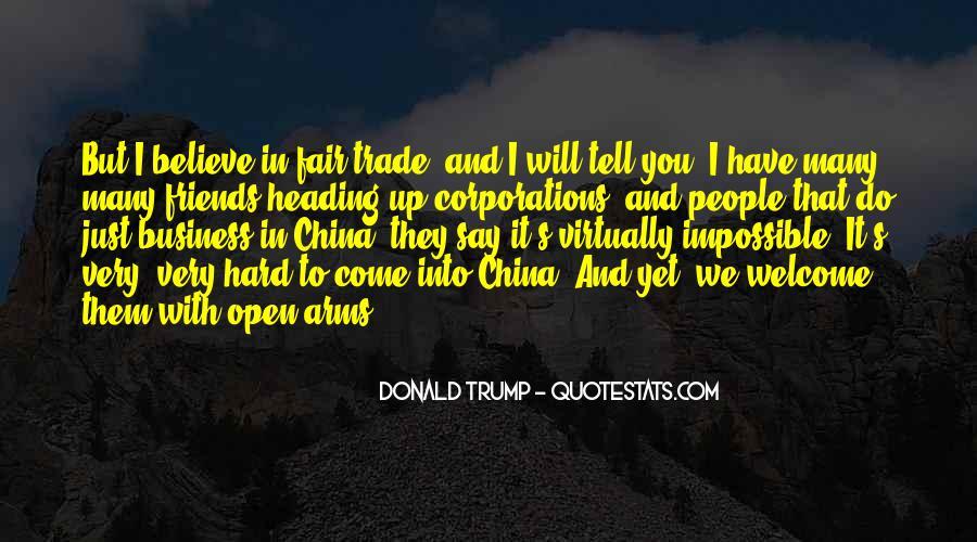 China Business Sayings #701554