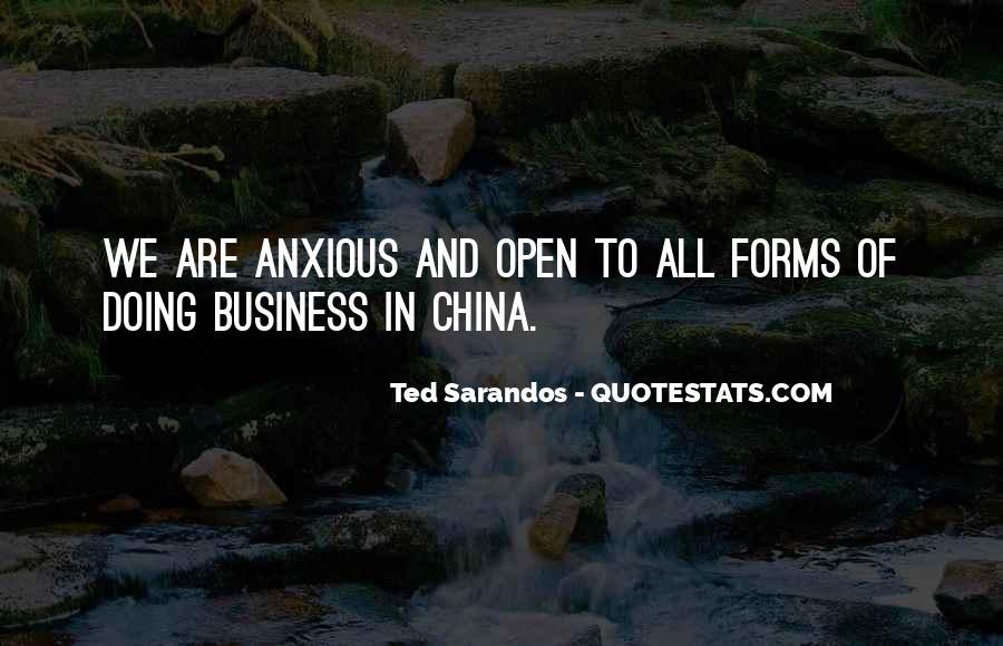 China Business Sayings #708107