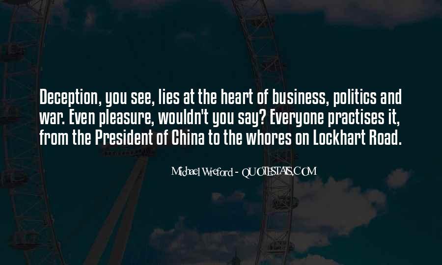 China Business Sayings #730943