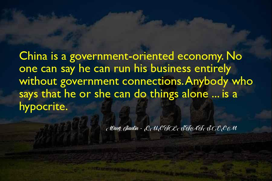 China Business Sayings #803534