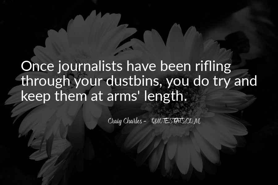 Craig Charles Sayings #146723