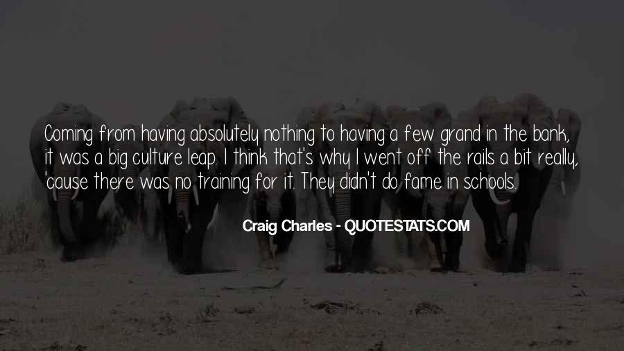 Craig Charles Sayings #1537951