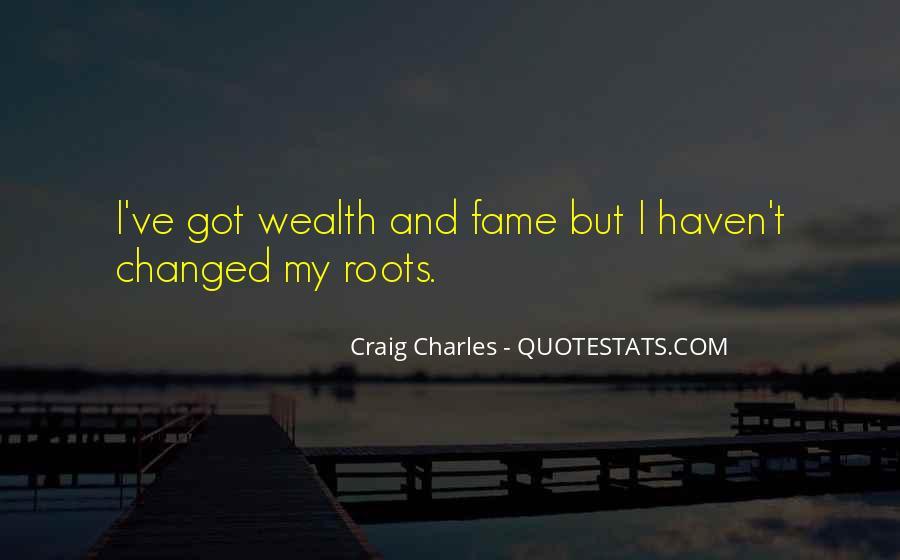 Craig Charles Sayings #1709816