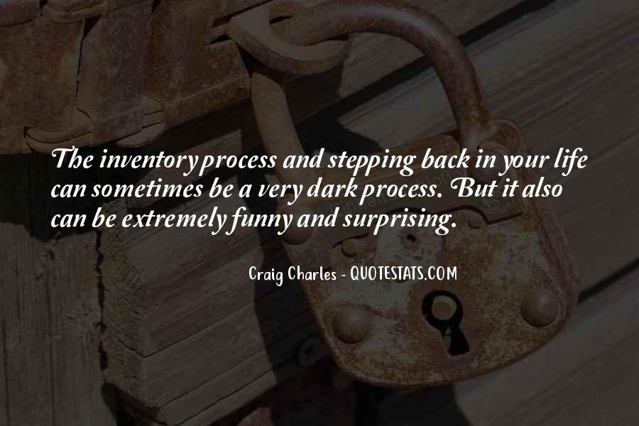 Craig Charles Sayings #610469