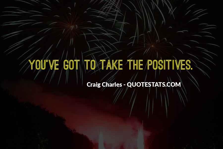 Craig Charles Sayings #630660