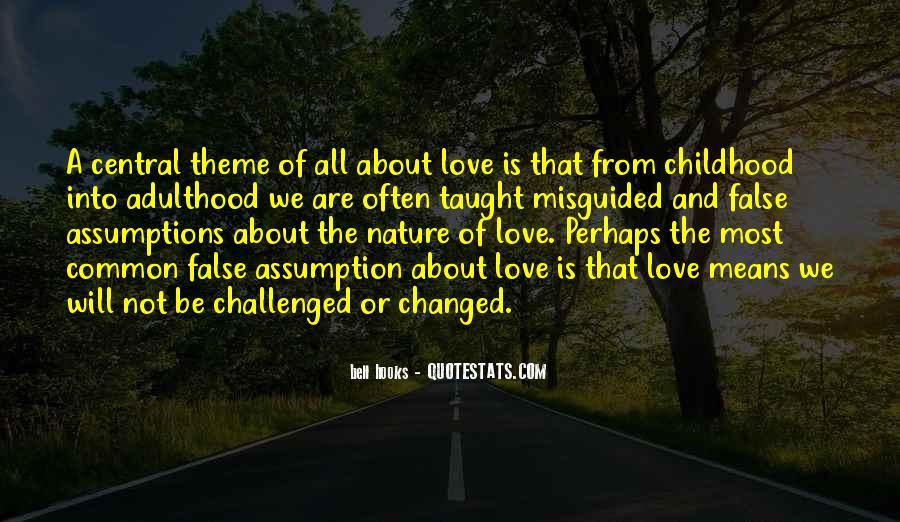 Common Childhood Sayings #24161