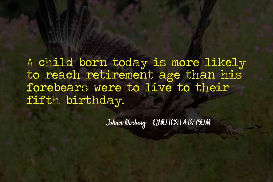 Child Birthday Sayings #110973