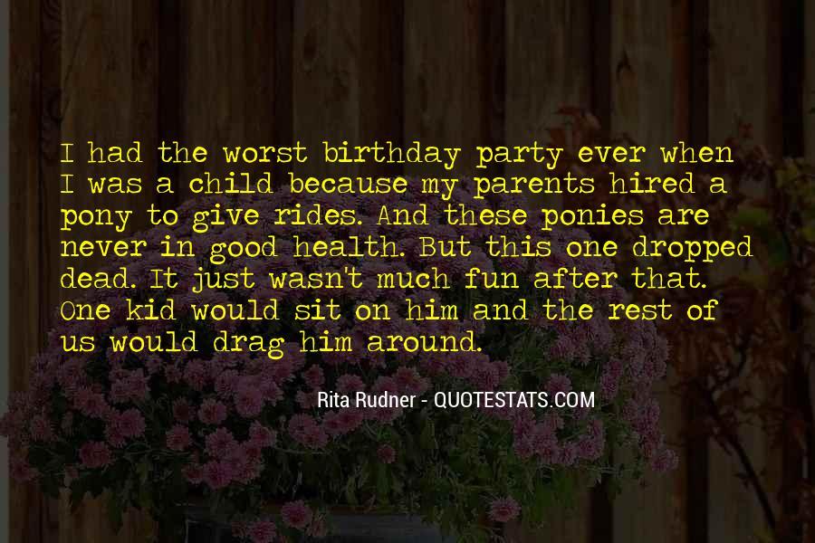 Child Birthday Sayings #1645943