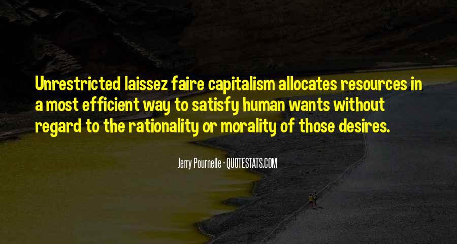 Quotes About Laissez Faire Capitalism #1151166