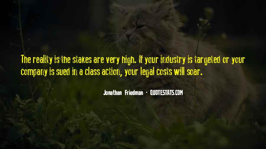 High Class Sayings #723737