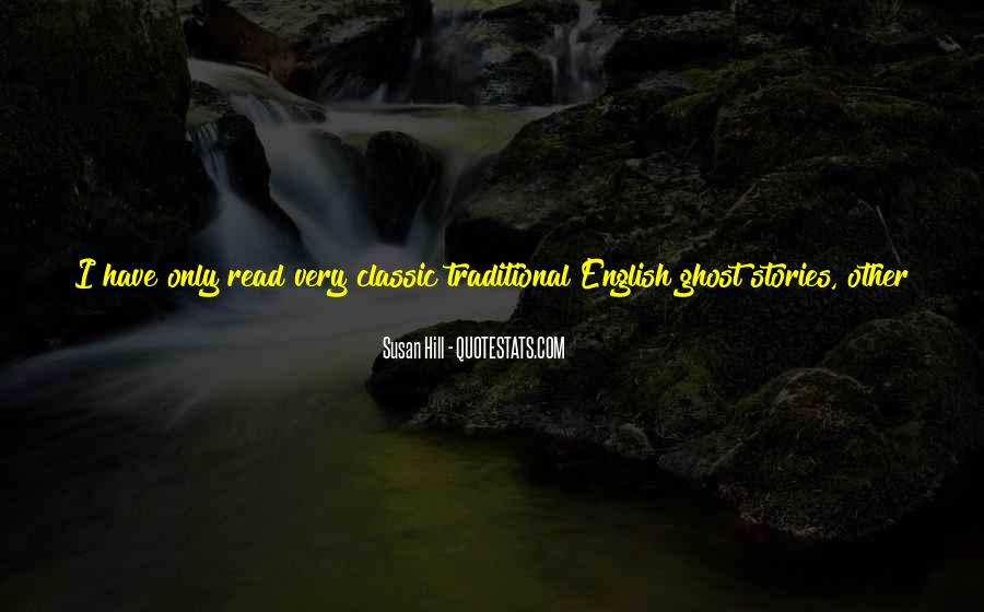 Short Classic Sayings #1634380