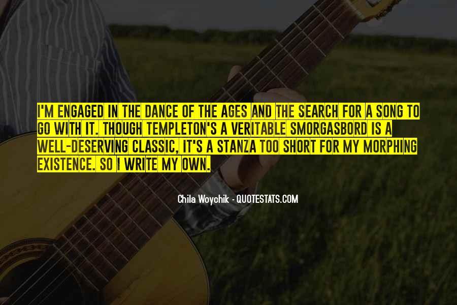 Short Classic Sayings #609098