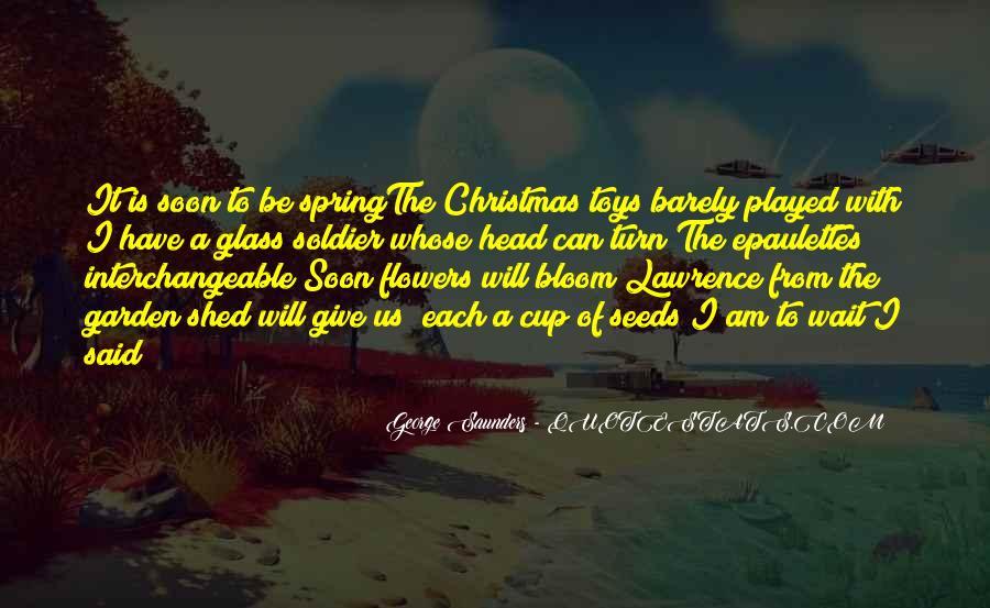 Christmas Flowers Sayings #155467