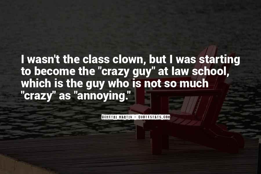 Crazy Clown Sayings #702414