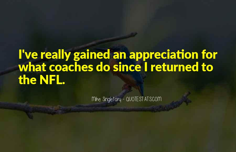 Appreciation For Coaches Sayings #1620494