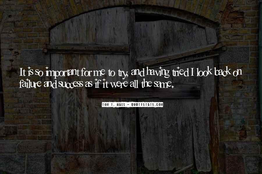 Quotes About Success Vs Failure #12342