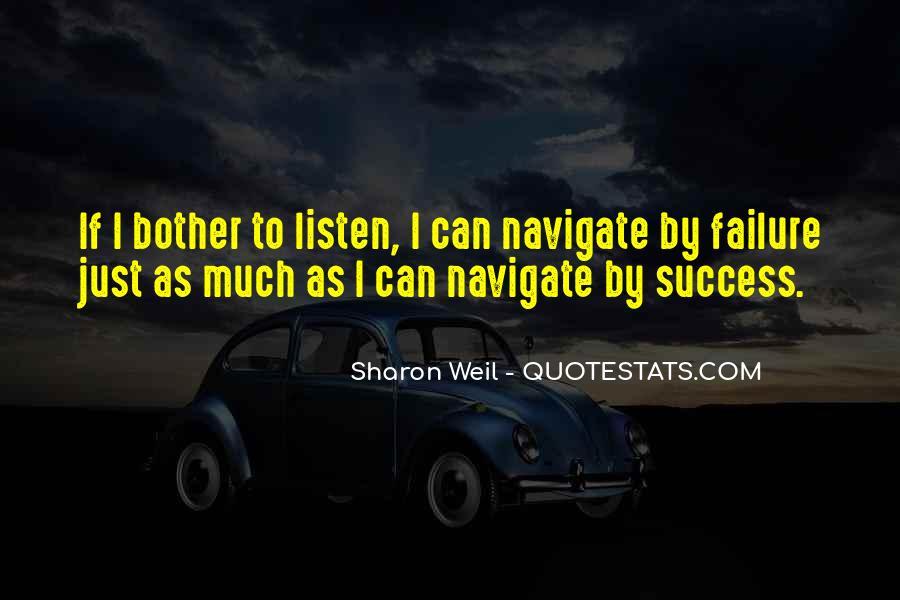 Quotes About Success Vs Failure #16595