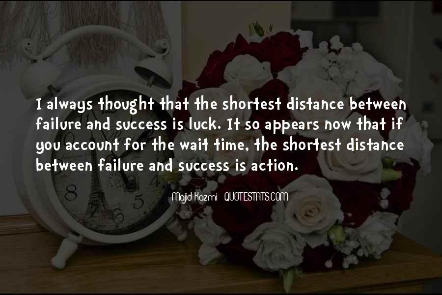 Quotes About Success Vs Failure #22468