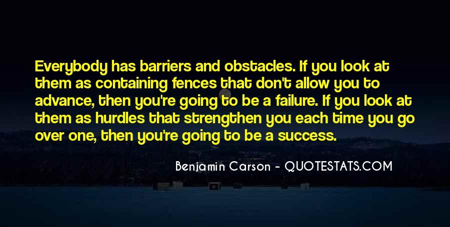 Quotes About Success Vs Failure #23291