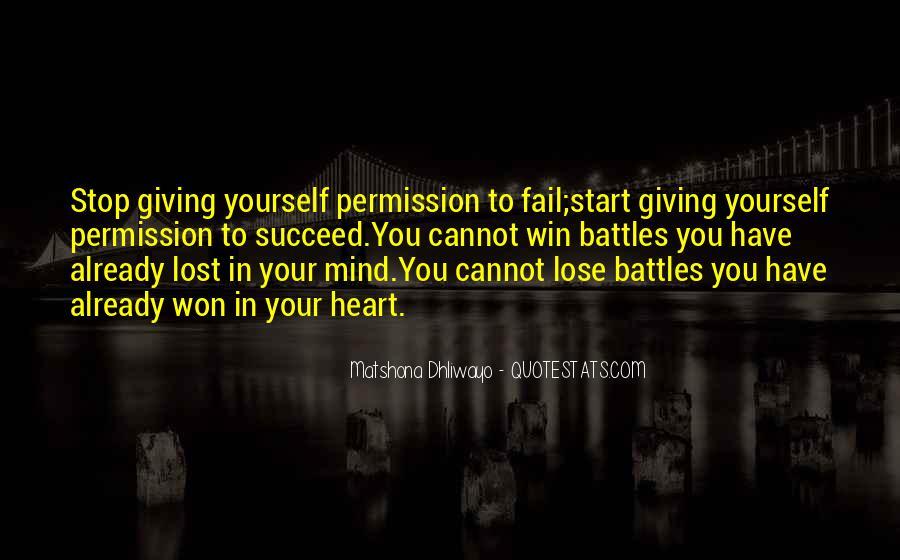 Quotes About Success Vs Failure #29379