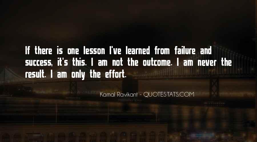 Quotes About Success Vs Failure #4906