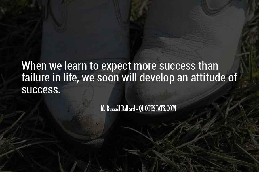 Quotes About Success Vs Failure #6402