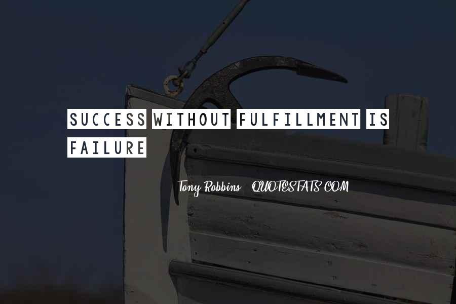 Quotes About Success Vs Failure #7268