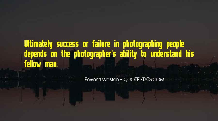Quotes About Success Vs Failure #9647