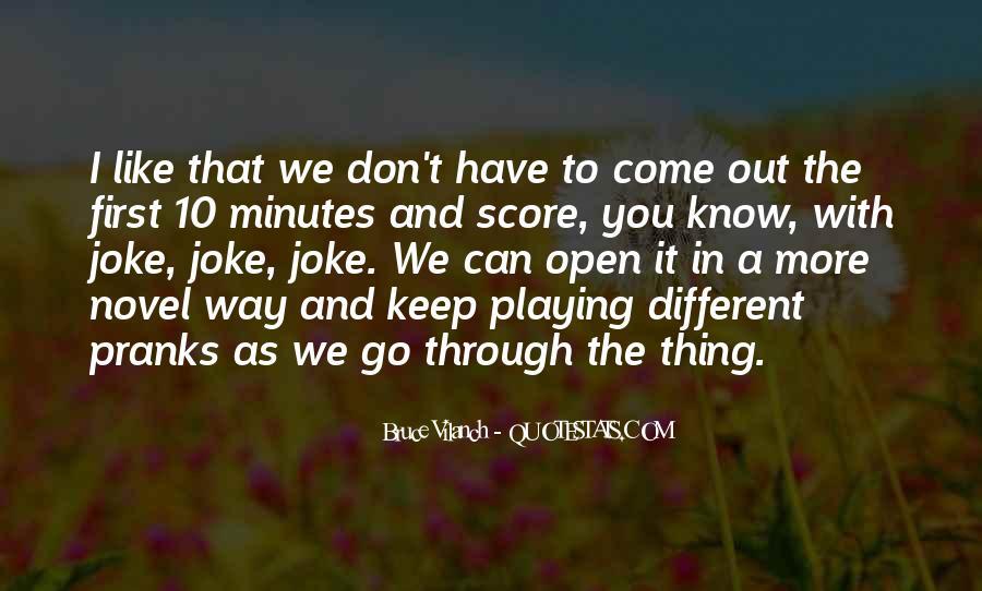 Keep Come Sayings #65969