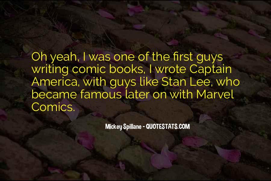 Marvel Comic Sayings #1374215