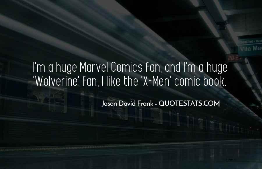Marvel Comic Sayings #1721050