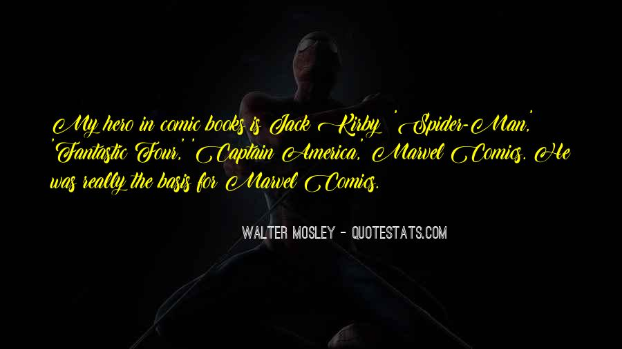 Marvel Comic Sayings #1808091