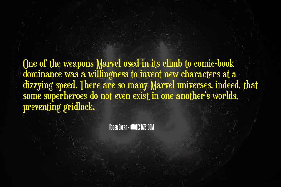 Marvel Comic Sayings #246731