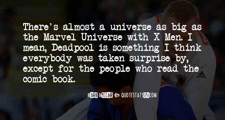 Marvel Comic Sayings #548084