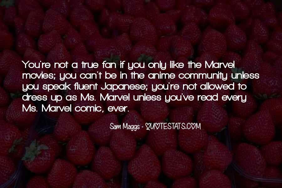 Marvel Comic Sayings #650182
