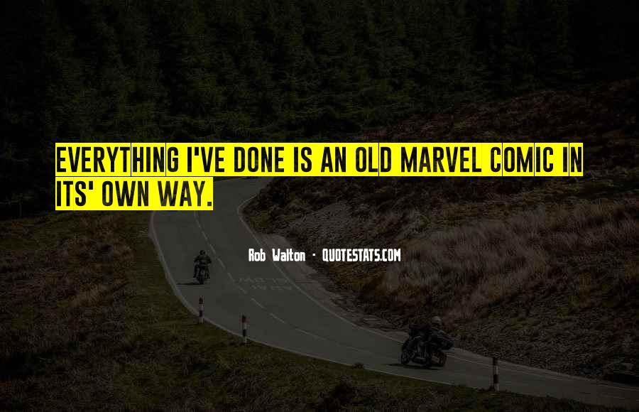 Marvel Comic Sayings #78113