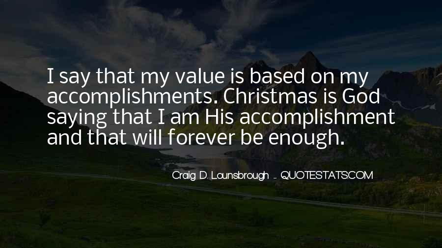 Quotes About Value And Self Worth #1541734