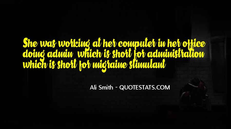 Short Computer Sayings #1601734