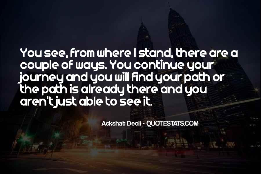 Continue Quotes Sayings #1644935